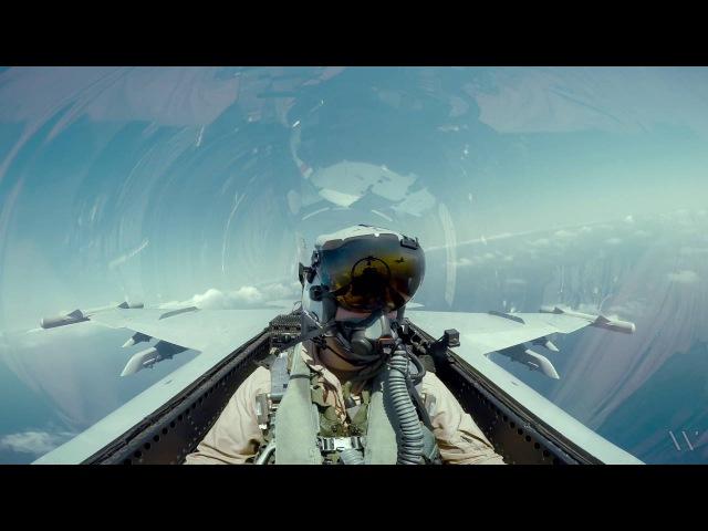 EA-18G Growler VAQ-140 - Chapter 3: The Escape
