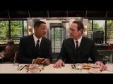 О чаевых | Концовка фильма | Люди в чёрном 3 (2012)
