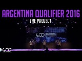 The Project  Upper Division  World of Dance Argentina Qualifier 2016  #WODARG16