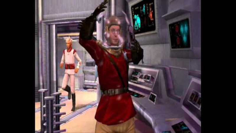Space Quest: The Movies (RUS ENG sub)
