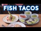 Binging with Babish Fish Tacos from I Love You, Man