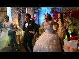 флэшмоб 2 на свадьбе 19 06 2015 ресторан Лапландия