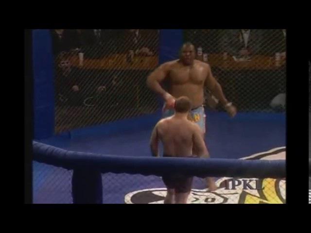 Кунгфу vs Кикбоксинг. Не равный бой