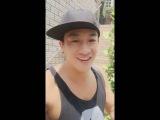 【2016-07-20】何潤東/一直播-帶兒子街拍去