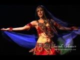 Sarah Skinner Star of Classic belly dance -