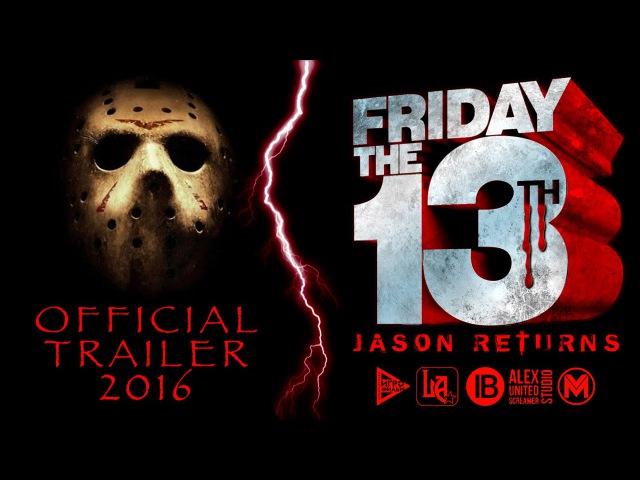 Трейлер: Пятница 13-ое: Возвращение Джейсона (2016) GTA-5 Machinima
