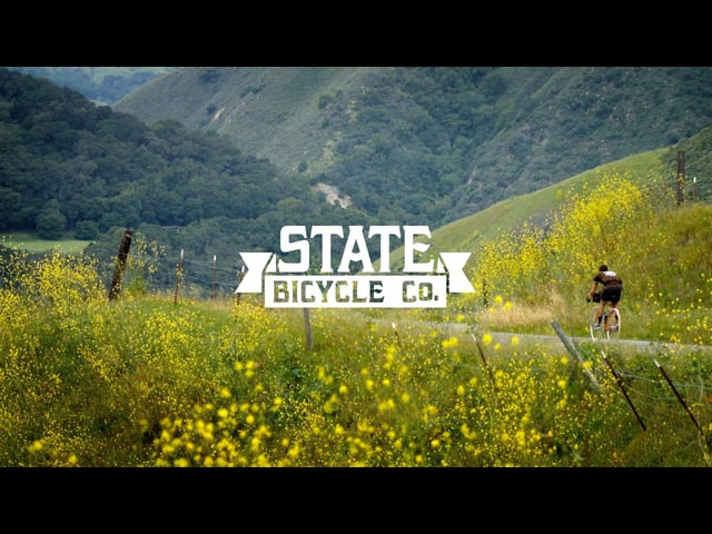 State Bicycle Co. - Eroica California 2016 - Single Speed
