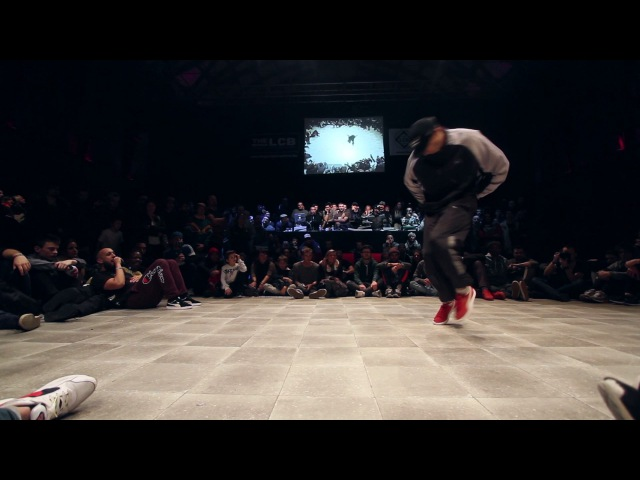 Judge Robin Top Rock Battle LCB 2016