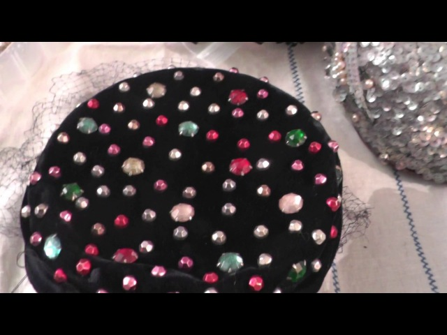 10 Коллекция старинных дамских шляпок