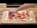How to make Pizza Rolls All Healthy Recipes