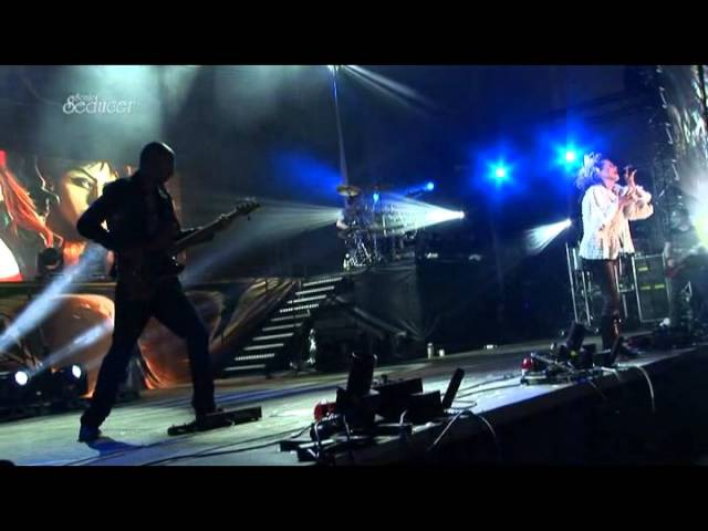 Within temptation - Shot in the dark (Live at M'era luna festival 2011).avi