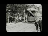 May 28, 1903 - Tour along the new electric tram in Lytham, England (with added sound)