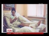 Настя Каменских после первого прыжка с парашютом попала на операционный стол