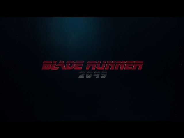 Blade Runner 2049 Announcement