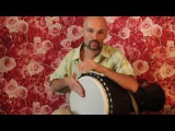 DRUM GROMADA  Alexander Zhikharev - examples of Breakbeat, Drum'n'bass, Dubstep on ethnic drums