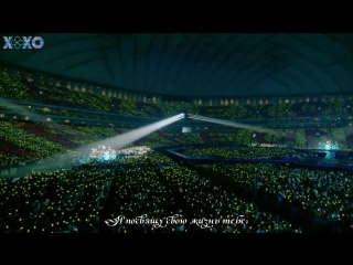 [РУСС. САБ] EXO - 약속 (Promise) The EXO'luXion in Tokyo Dome