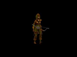 Ranger Лучник Стрелок