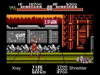 Кубок TMNT TF Beyond, Grand Final. Shredder vs Xray