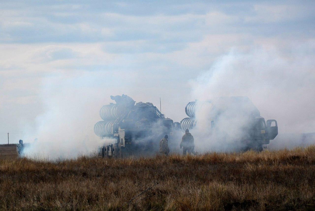 Крымские маневры ракет Украины. Маленькое поражение РФ