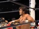Keiji Mutoh (c) vs Nobuhiko Takada - (NJPW 100995)