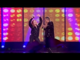 Valentina Monetta and Jimmie Wilson - Spirit of the Night (San Marino) LIVE at the second Semi-Final