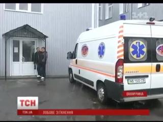 Смертельна ДТП на Вінниччині_ на слизькій дорозі приватний бус виїхав на зустріч
