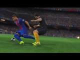 PES 2017 FC Barcelona Trailer