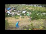мой фильм - Самарская Лука. Ширяево, гора Стрельная - август 2016