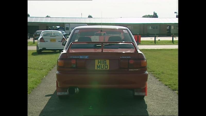 Story of Mitsubishi Evo