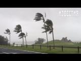 Тропический циклон Дебби пересек береговую линию на северо-востоке Австралии