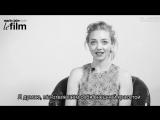 Аманда говорит о красоте для «Marie Claire Style» Япония Rus Sub