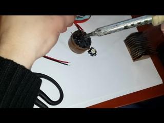 Как правильно паять провода