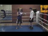Бокс. Разбор техникиНика Диаса. Boxing. Nick Diaz fight style.