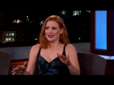 Jessica Chastain Threw a Crazy Bachelorette Week in Vegas