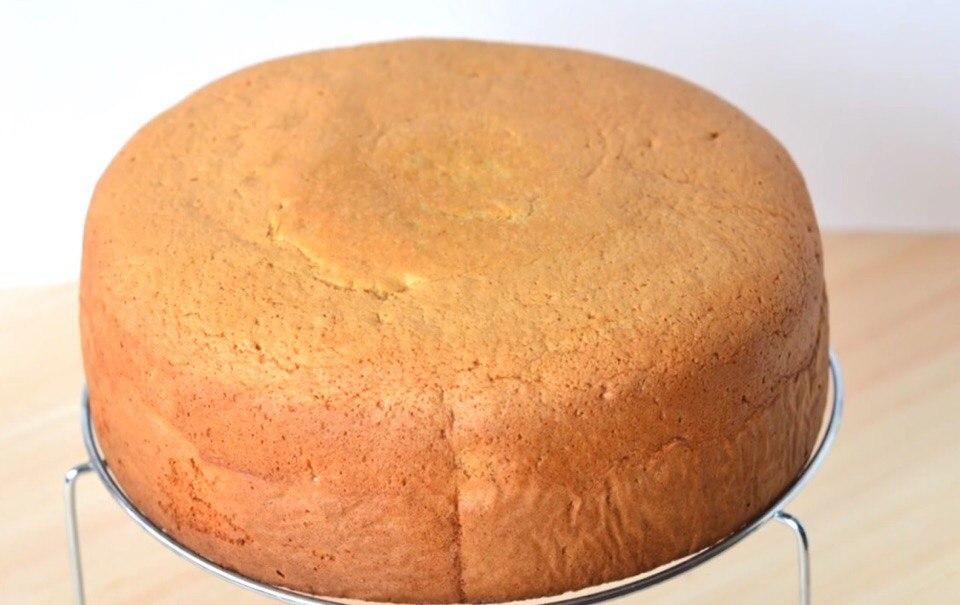 Домашний простой бисквитный торт рецепт с пошагово в домашних условиях