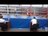Дамир Камалов 1 бой 2,3 раунд