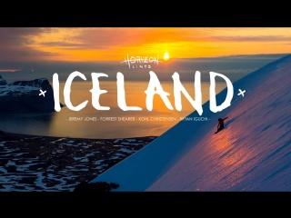 Сноубординг, серфинг и яхтинг в Исландии – Horizon Lines Episode 1