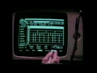iamMANOLIS - DATACORDER video - New 80s retro electro - 80s Retro Computer Music Software