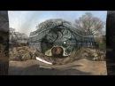 Знаменитая горка Зденека Зволанека в Визли. Wisley. Crevice garden by Zdenek Zvolanek.