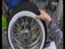 Установка флипперов ATLAS на колеса ЯВА