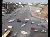 Площадь Мескель, Аддис Абеба Автомобили Весёлые ребята