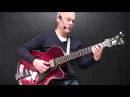 Jazz Guitar Lesson: working with a loop pedal (Part I)