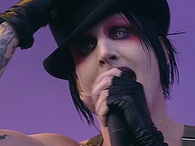 Marilyn Manson - Rock Am Ring 2003 (FULL UNCUT SHOW HQ)