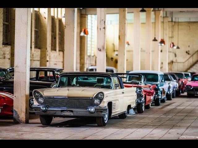Автопарк Миллиардера Rolls-Royce, Lamborghini, Ferrari, Maserati, ЗИЛ, Dodge Viper, Bentley..