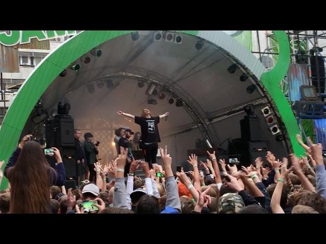 Pharaoh — Плакшери, Benz, MM — Live на Tuborg Green Jam » Freewka.com - Смотреть онлайн в хорощем качестве