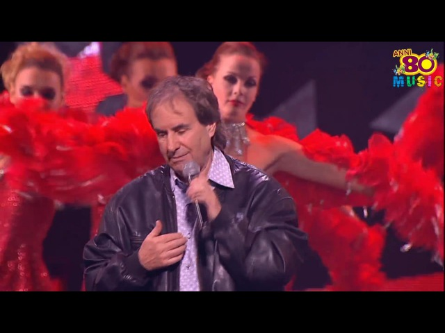 Chris De Burgh - Lady in Red Discoteka 80 Moscow