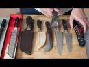 Про ножи как правильно выбрать
