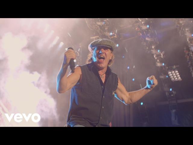 ACDC - Rock N Roll Train (from Live at River Plate)