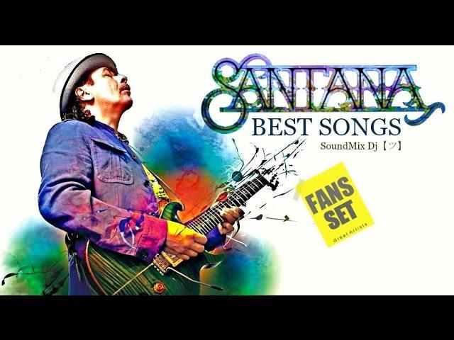Carlos Santana Greatest Hits 1969-2014 || Tribute Best Songs of Santana HD