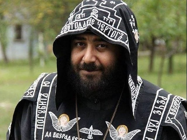 Схиархимандрит Серафим Бит Хариби. Archimandrite Seraphim Bit Haribi
